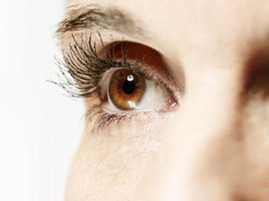 Afhangende oogleden